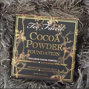 Too Faced Cosmetics | Cocoa Powder Foundation